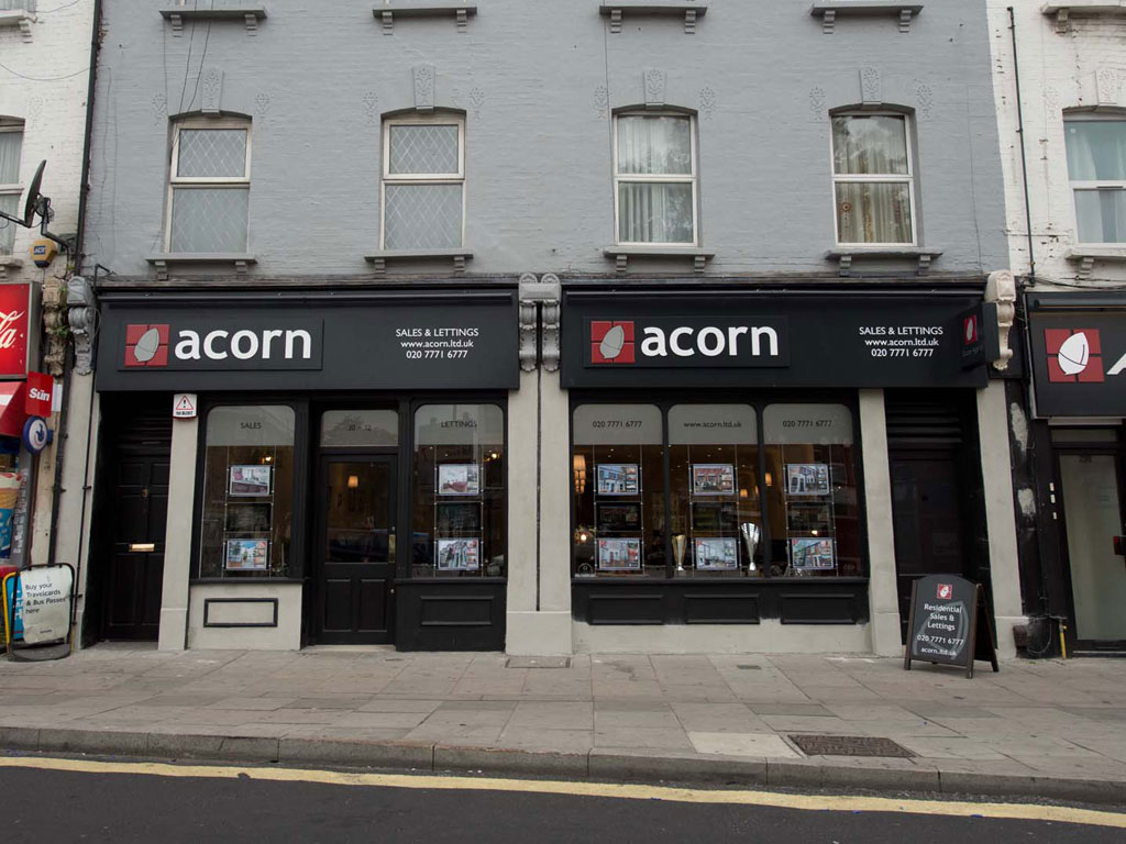 Acorn Estate Agents Camberley Signs