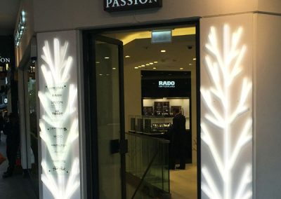Hour Passion – Shop Signage