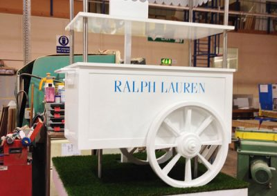 Ralph Lauren – Big Pony Retail Displays
