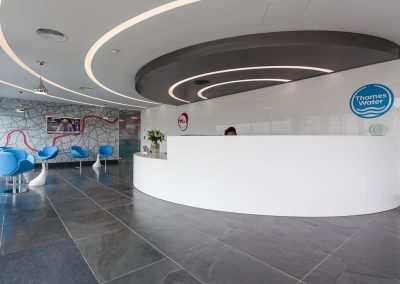 Lanes and Thames Water – Office Interior