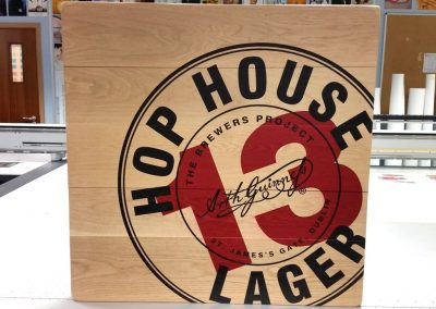 Hop House Table Tops