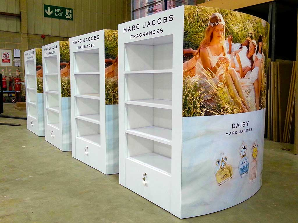 Exhibition Stand For Sale : Camberley signs point of sale